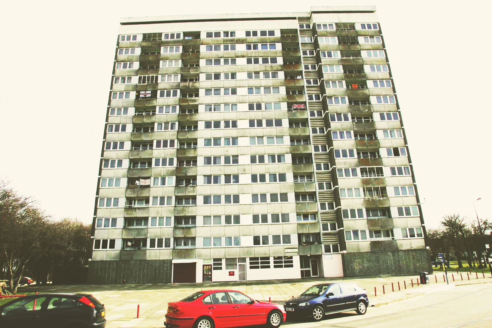Asbestos in Tower Blocks