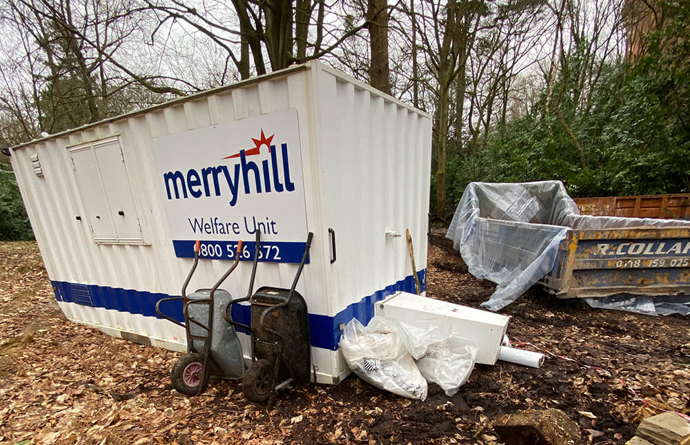 Merryhill Welfare Unit